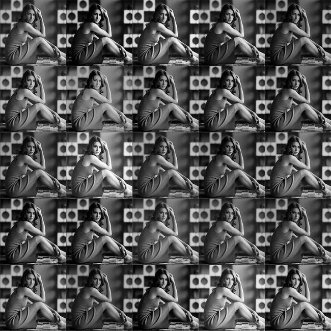 """25 экшенов """"Черно-белая фотография"""""""
